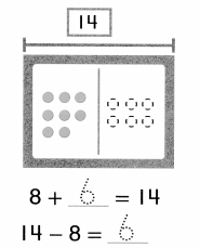 Envision Math Common Core 1st Grade Answers Topic 4 Subtraction Facts to 20 Use Strategies 6.50