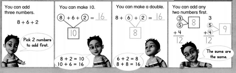 Envision Math Common Core 1st Grade Answers Topic 5 Work with Addition and Subtraction Equations 20