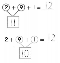 Envision Math Common Core 1st Grade Answers Topic 5 Work with Addition and Subtraction Equations 21