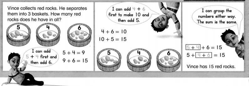 Envision Math Common Core 1st Grade Answers Topic 5 Work with Addition and Subtraction Equations 33
