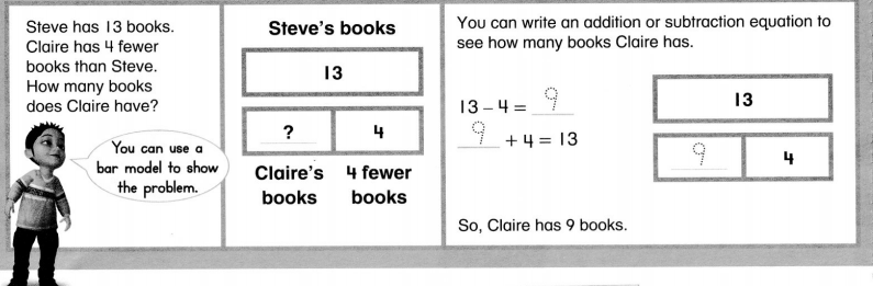 Envision Math Common Core 1st Grade Answers Topic 5 Work with Addition and Subtraction Equations 38