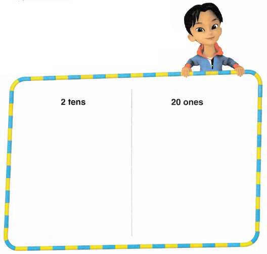Envision Math Common Core 1st Grade Answers Topic 8 Understand Place Value 3.1