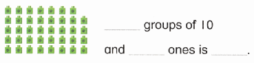 Envision Math Common Core 1st Grade Answers Topic 8 Understand Place Value 4.16