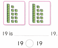 Envision Math Common Core 1st Grade Answers Topic 9 Compare Two-Digit Numbers 16.7