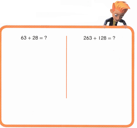 Envision Math Common Core 2nd Grade Answer Key Topic 10 Add Within 1,000 Using Models and Strategies 13.3