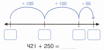 Envision Math Common Core 2nd Grade Answer Key Topic 10 Add Within 1,000 Using Models and Strategies 60.1