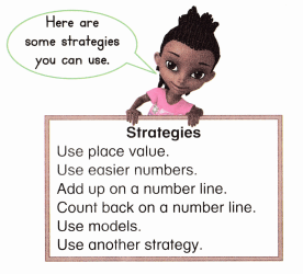 Envision Math Common Core 2nd Grade Answer Key Topic 11 Subtract Within 1,000 Using Models and Strategies 92