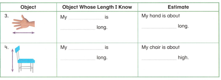 Envision Math Common Core 2nd Grade Answer Key Topic 12 Measuring Length 15