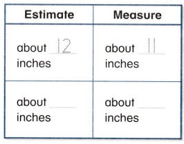 Envision Math Common Core 2nd Grade Answer Key Topic 12 Measuring Length 21