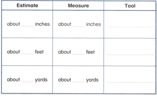 Envision Math Common Core 2nd Grade Answer Key Topic 12 Measuring Length 33