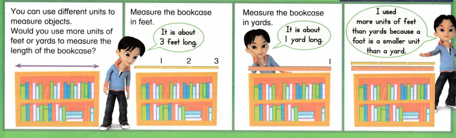 Envision Math Common Core 2nd Grade Answer Key Topic 12 Measuring Length 40