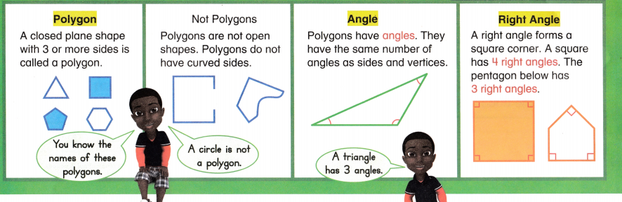 Envision Math Common Core 2nd Grade Answer Key Topic 13 Shapes and Their Attributes 22