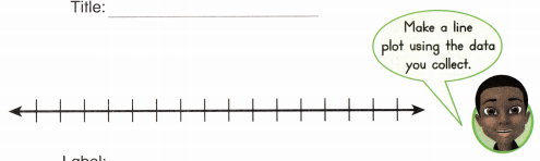 Envision Math Common Core 2nd Grade Answer Key Topic 15 Graphs and Data 25