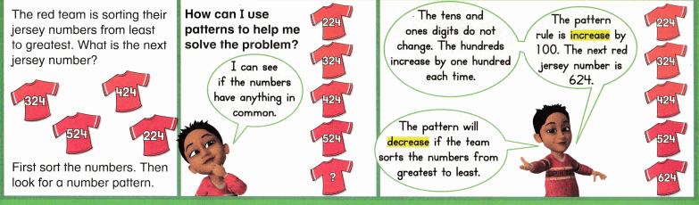 Envision Math Common Core 2nd Grade Answer Key Topic 9 Numbers to 1,000 80.7