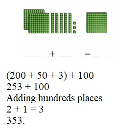 Envision-Math-Common-Core-2nd-Grade-Answers-Key-Topic-10-Add-Within-1,000-Using-Models-and-Strategies-Lesson-10.1-Add-10-and-100- Guided-Practice-Question-4