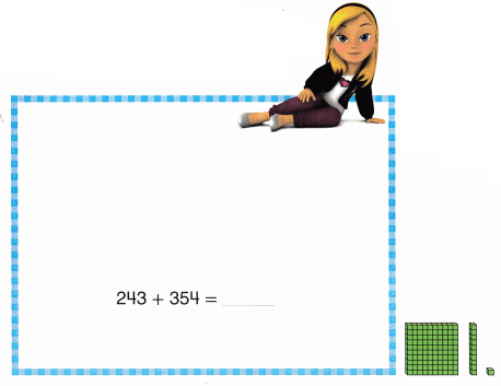 Envision Math Common Core 2nd Grade Answers Topic 10 Add Within 1,000 Using Models and Strategies 7.14