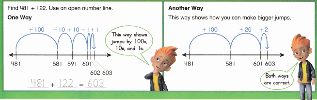 Envision Math Common Core 2nd Grade Answers Topic 10 Add Within 1,000 Using Models and Strategies 7.2