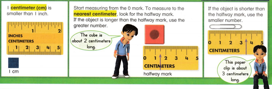 Envision Math Common Core 2nd Grade Answers Topic 12 Measuring Length 49