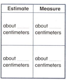 Envision Math Common Core 2nd Grade Answers Topic 12 Measuring Length 53