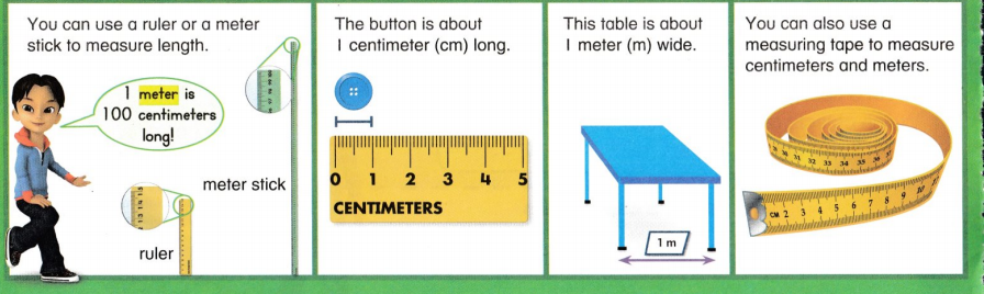 Envision Math Common Core 2nd Grade Answers Topic 12 Measuring Length 61