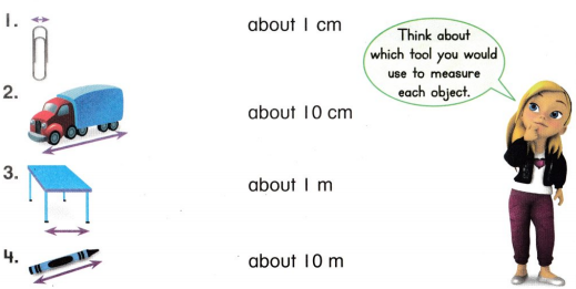 Envision Math Common Core 2nd Grade Answers Topic 12 Measuring Length 62