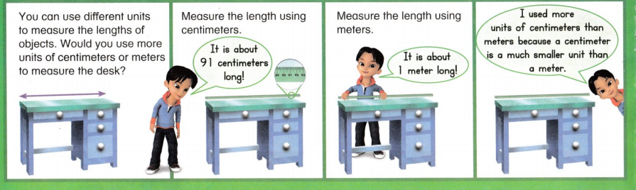 Envision Math Common Core 2nd Grade Answers Topic 12 Measuring Length 72