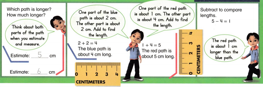 Envision Math Common Core 2nd Grade Answers Topic 12 Measuring Length 79