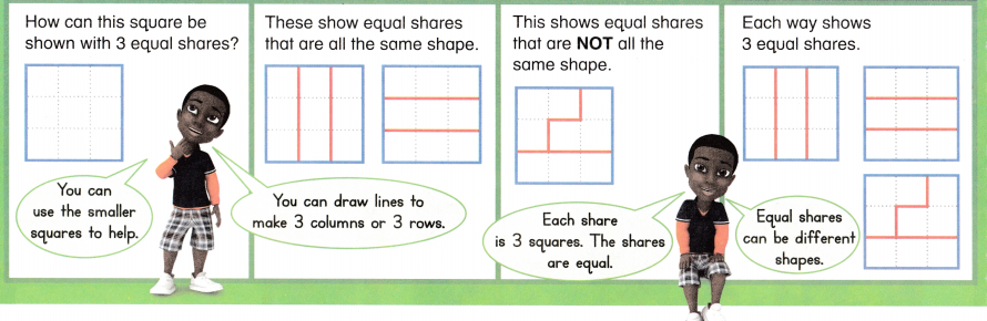 Envision Math Common Core 2nd Grade Answers Topic 13 Shapes and Their Attributes 70