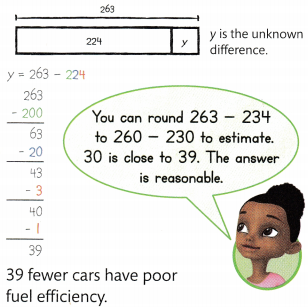 Envision Math Common Core 3rd Grade Answer Key Topic 11 Use Operations with Whole Numbers to Solve Problems 9