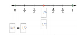 Envision-Math-Common-Core-3rd-Grade-Answer-Key-Topic-13- Fraction Equivalence and Comparision-19