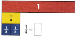 Envision Math Common Core 3rd Grade Answer Key Topic 13 Fraction Equivalence and Comparison 16
