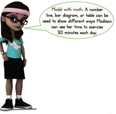Envision Math Common Core 3rd Grade Answer Key Topic 14 Solve Time, Capacity, and Mass Problems 30