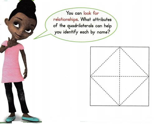 Envision Math Common Core 3rd Grade Answer Key Topic 15 Attributes of Two-Dimensional Shapes 14