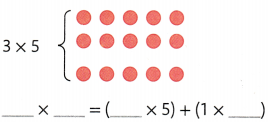 Envision Math Common Core 3rd Grade Answer Key Topic 3 Apply Properties Multiplication Facts for 3, 4, 6, 7, 8 10
