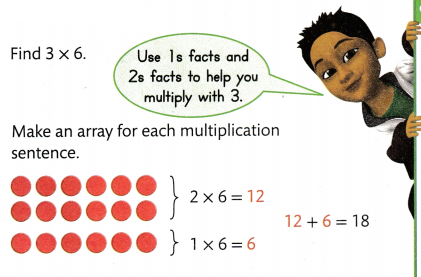 Envision Math Common Core 3rd Grade Answer Key Topic 3 Apply Properties Multiplication Facts for 3, 4, 6, 7, 8 17