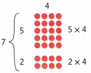 Envision Math Common Core 3rd Grade Answer Key Topic 3 Apply Properties Multiplication Facts for 3, 4, 6, 7, 8 8