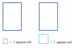Envision Math Common Core 3rd Grade Answer Key Topic 6 Connect Area to Multiplication and Addition 30