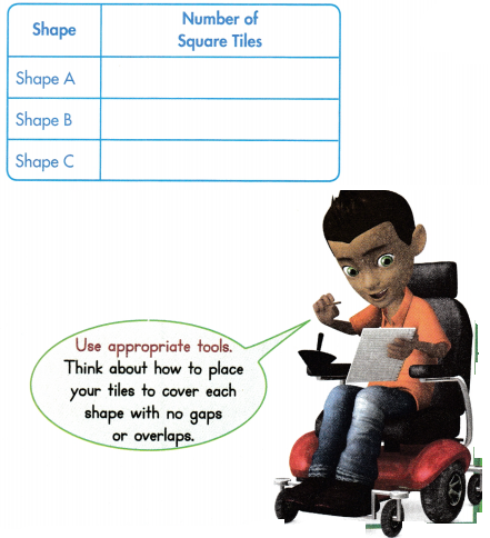Envision Math Common Core 3rd Grade Answer Key Topic 6 Connect Area to Multiplication and Addition 7