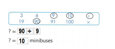 Envision-Math-Common-Core-3rd-Grade-Answers-Key-Topic-4-Use-Multiplication-to-Divide-Lesson 5.4 Solve Word Problems-Multiplication and Division Facts-Problem Solving-13