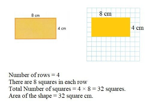 Envision-Math-Common-Core-3rd-Grade-Answers-Key-Topic-6-Connect-Area-to-Multiplication-and-Addition –Topic-6-Reteaching-Set-D-pages-221-224-Question-2