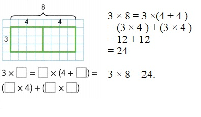 Envision-Math-Common-Core-3rd-Grade-Answers-Key-Topic-6-Connect-Area-to-Multiplication-and-Addition-Lesson-6.5-Apply-Properties-Area-and-the-Distributive-Property-Question-5