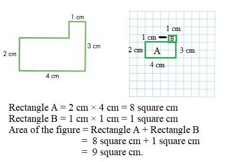 Envision-Math-Common-Core-3rd-Grade-Answers-Key-Topic-6-Connect-Area-to-Multiplication-and-Addition- Lesson-6.6-Apply-Properties-Area-of-Irregular-Shapes-Independent-Practice-Question-5