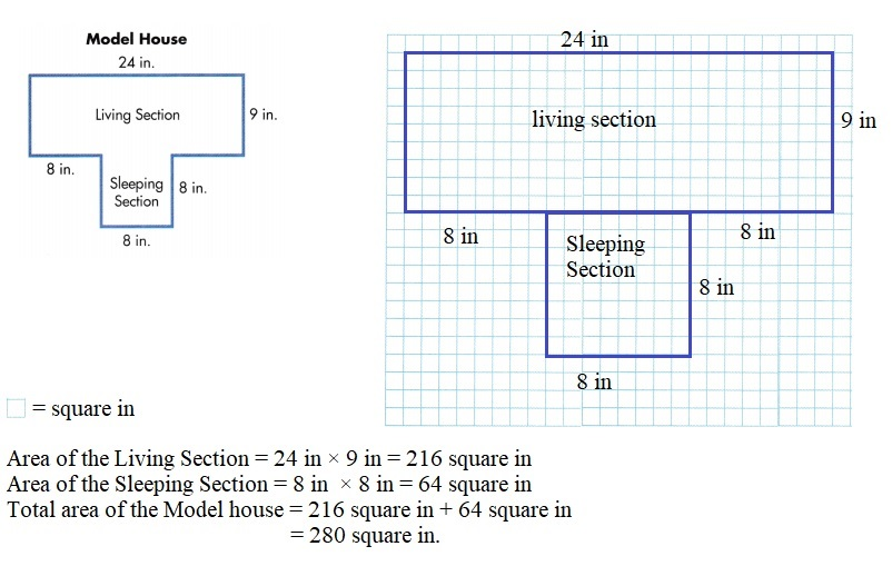 Envision-Math-Common-Core-3rd-Grade-Answers-Key-Topic-6-Connect-Area-to-Multiplication-and-Addition- Lesson-6.6-Apply-Properties-Area-of-Irregular-Shapes-Problem-Solving-Question-9
