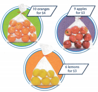 Envision Math Common Core 3rd Grade Answers Topic 11 Use Operations with Whole Numbers to Solve Problems 27