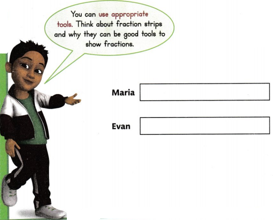 Envision Math Common Core 3rd Grade Answers Topic 13 Fraction Equivalence and Comparison 36