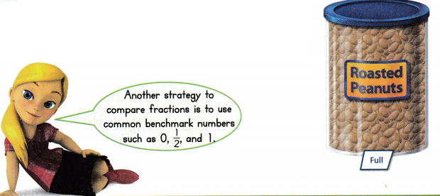 Envision Math Common Core 3rd Grade Answers Topic 13 Fraction Equivalence and Comparison 60