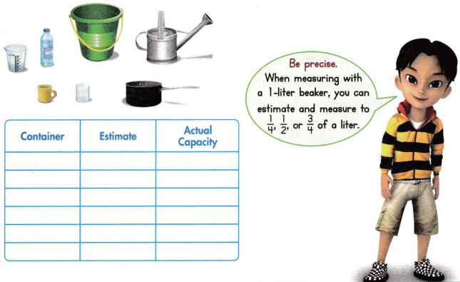 Envision Math Common Core 3rd Grade Answers Topic 14 Solve Time, Capacity, and Mass Problems 53