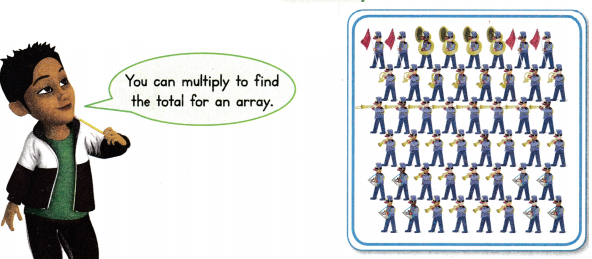 Envision Math Common Core 3rd Grade Answers Topic 3 Apply Propertie Multiplication Facts for 3, 4, 6, 7, 8 26