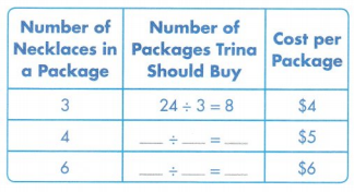 Envision Math Common Core 3rd Grade Answers Topic 5 Fluently Multiply and Divide within 100 60