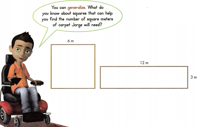Envision Math Common Core 3rd Grade Answers Topic 6 Connect Area to Multiplication and Addition 51